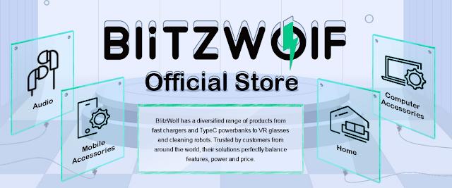 Blitzwolf - Loja Oficial na Bangood