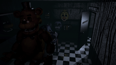 Download Game Gratis: Five Nights at Freddy's 3 - PC Full Version