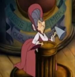 Gussie Mausheimer An American Tail animatedfilmreviews.filminspector.com