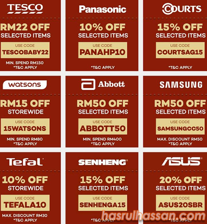 Tips Untuk Lebih Jimat Online Shopping