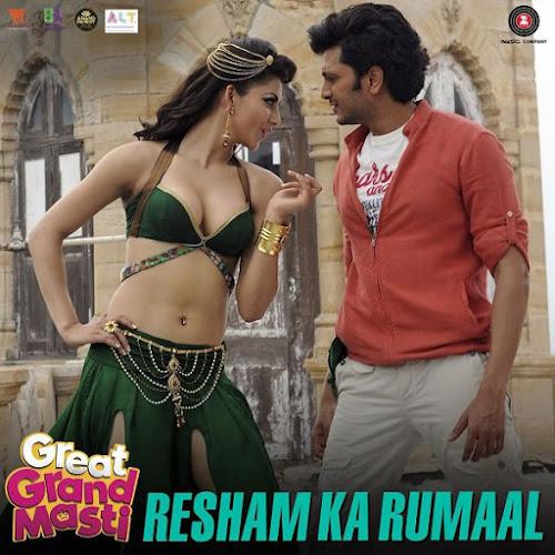 Resham Ka Rumaal - Great Grand Masti (2016)