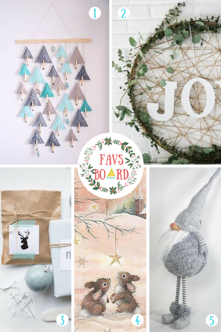 Fav Board week #50: Christmas Inspirations