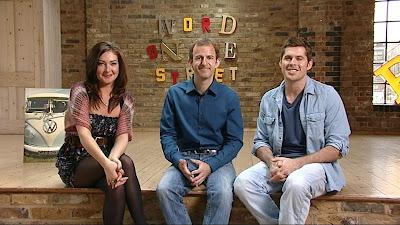 Word On The Street aborda pontos-chave do idioma enquanto apresenta elementos da moderna cultura britânica. Estreia no sábado (11/3), às 9h30 - Divulgação