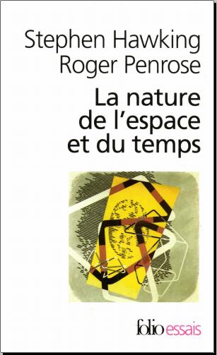 Livre : La nature de l'espace et du temps - Stephen Hawking PDF