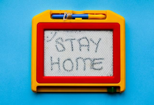 Stay home to prevent Covid-19 infection (HealthDiseaseBlog.com)