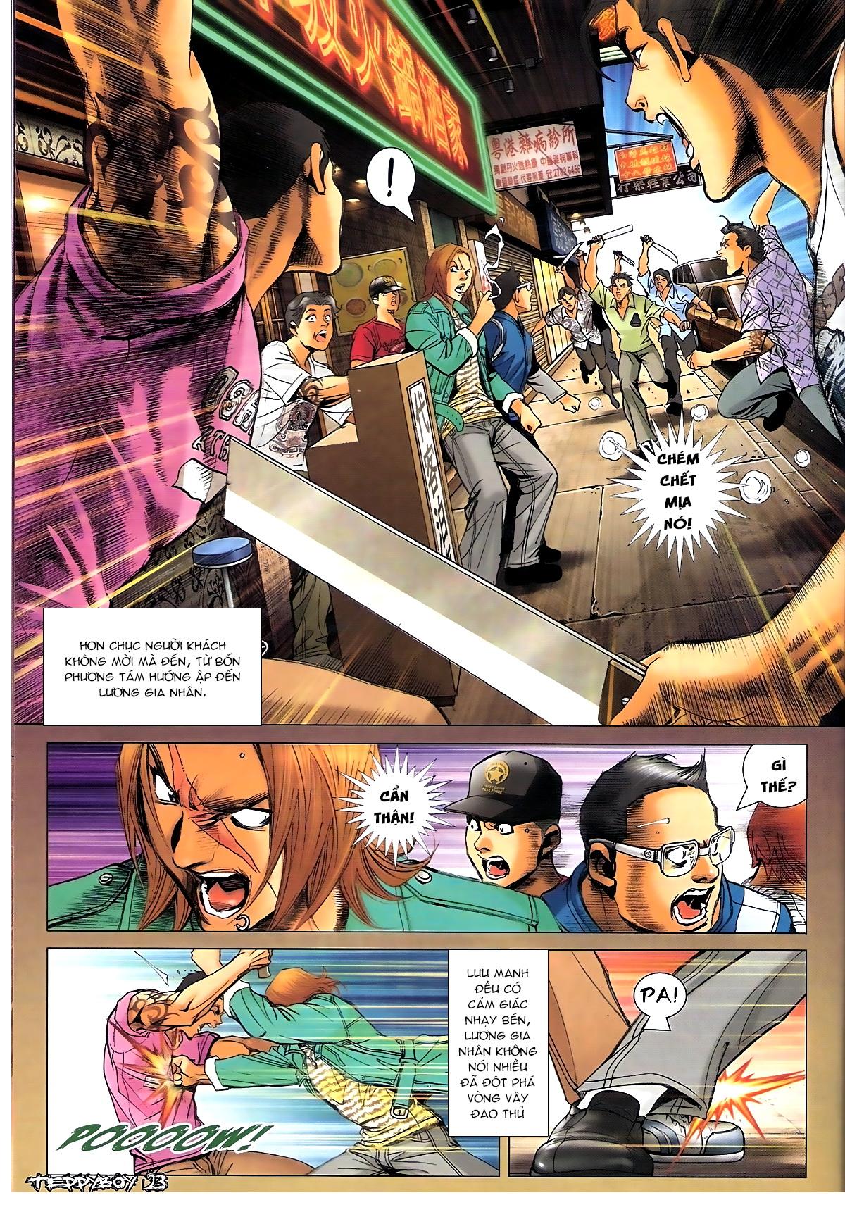Người Trong Giang Hồ - Chapter 1326: Nộ trảm Lương Gia Nhân - Pic 20