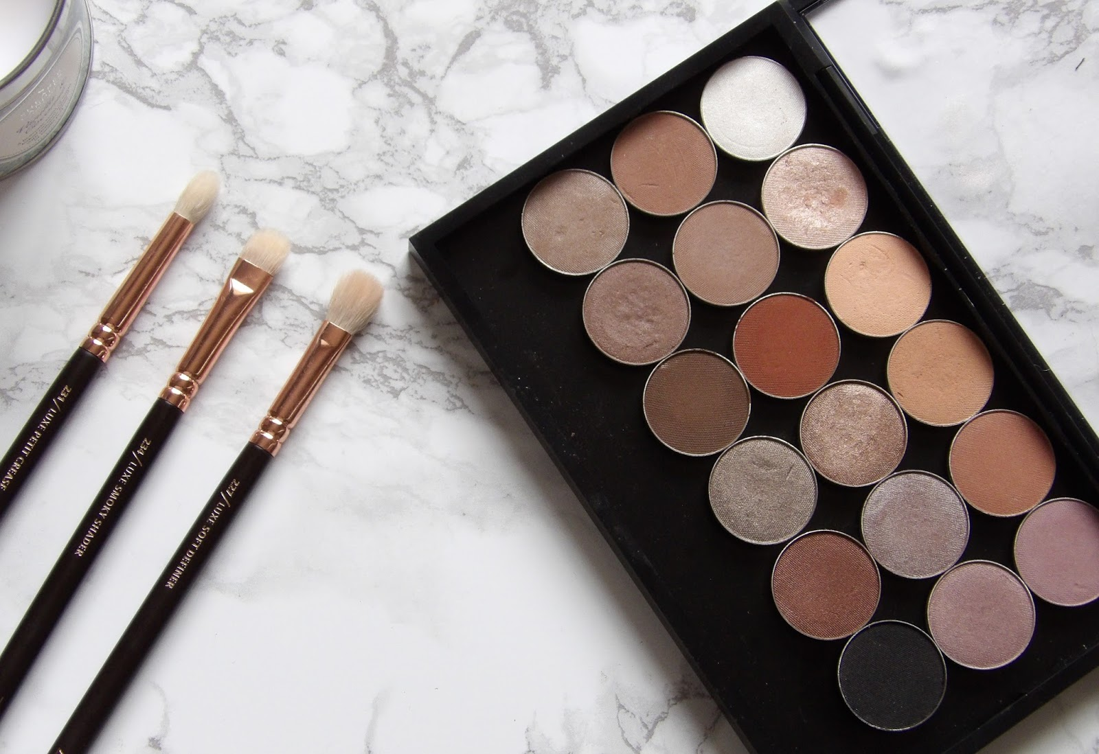 MY MAKEUP GEEK EYESHADOW COLLECTION | REVIEW & SWATCHES