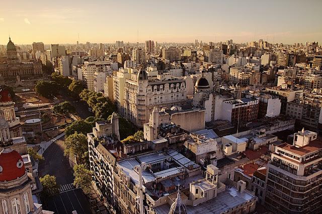 Clima em Buenos Aires no mês de novembro