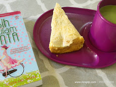 Review Novel : Kasih Bersulam Cinta
