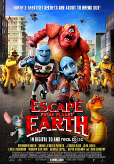 Escape From Planet earth (2013) Watch Online Free Download