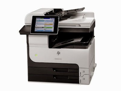 HP LaserJet M725f Driver Download