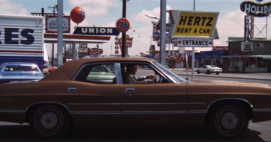 Renting A Car At Bonds