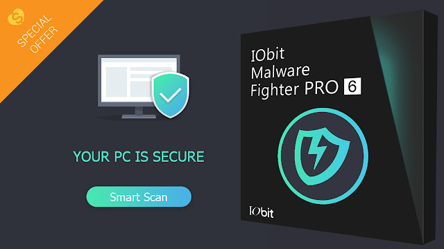 [GIVEAWAY] IObit Malware Fighter Pro [FREE LICENSE]