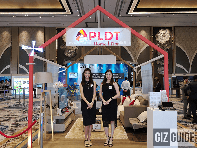 PLDT is the host of the FTTH APAC Conference in PH