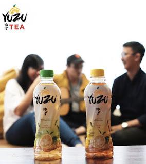 Kelezatan Minuman Segar Alami Dari Yuzu