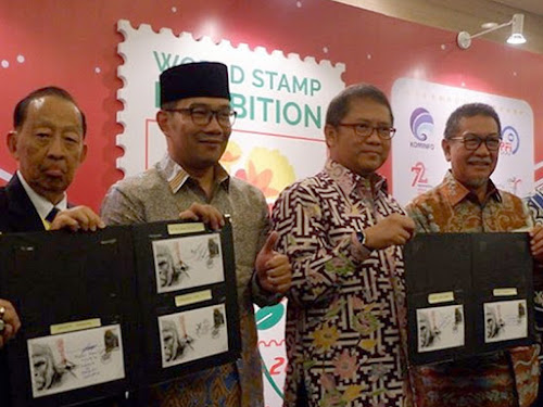World Stamp Exhibition Bandung 2017