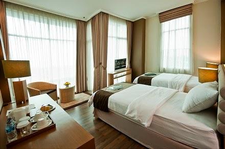 The Travelhotel Cipaganti -hotel di bandung