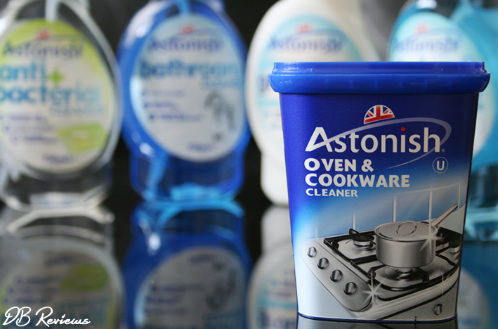 Astonish Cleaning Products - Review and Giveaway