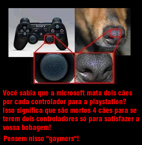 cachorros controles playstation