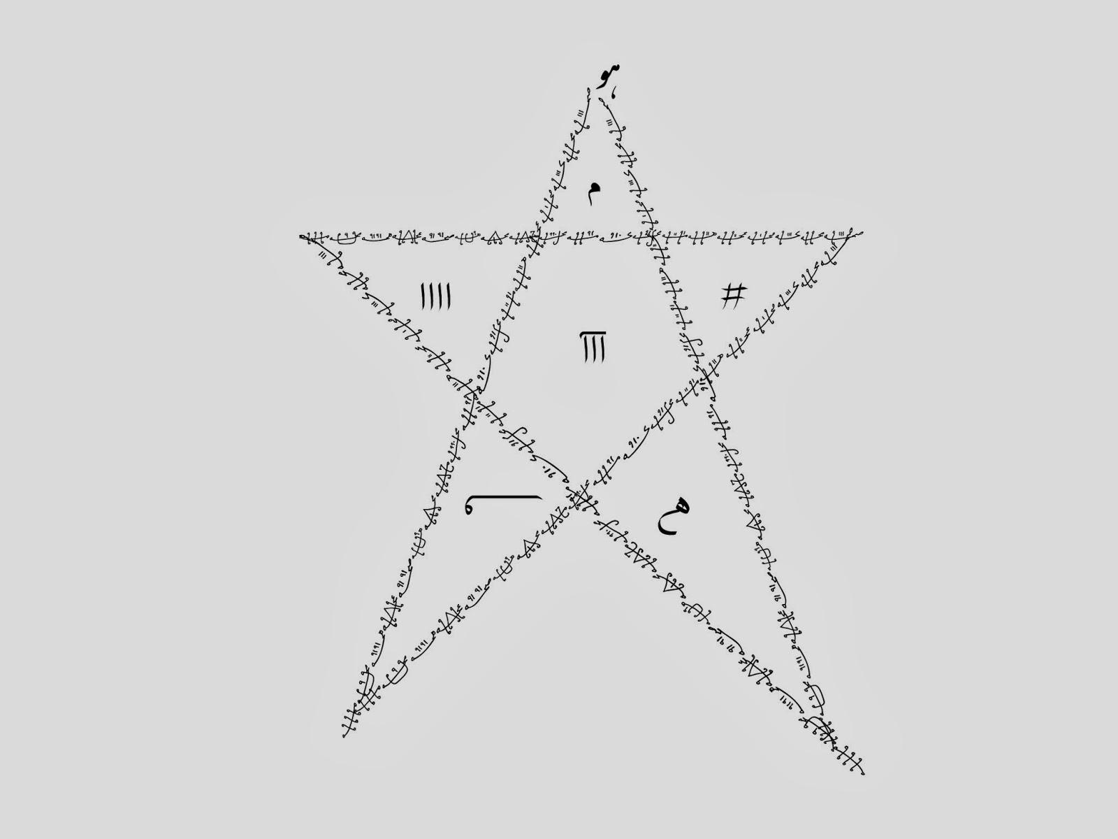 Hayakil Pentagrammic Talismans