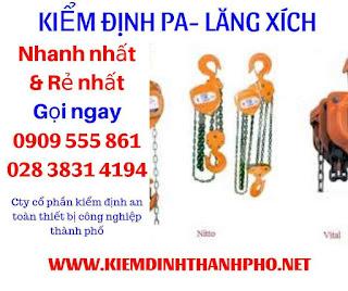 Kiem Dinh Palang Xich