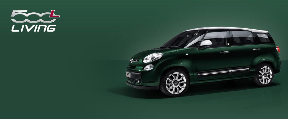 Fiat 500L Living Dimensioni - Bagagliaio - Peso | Misure serbatoio, capacità baule, altezza