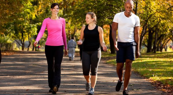 caminatas saludables
