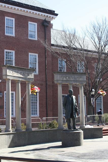 Justice Thurgood Marshall Memorial