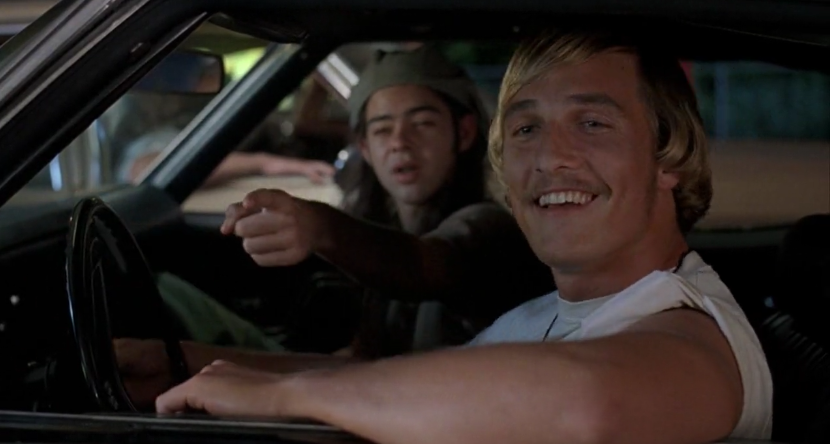 Dazed And Confused Matthew Mcconaughey