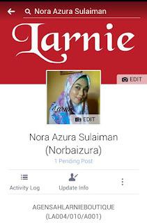 https://www.facebook.com/noraazura.sulaiman?fref=ts