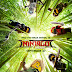 "Ninjas Assemble in ""The LEGO Ninjago Movie"" Main Poster"