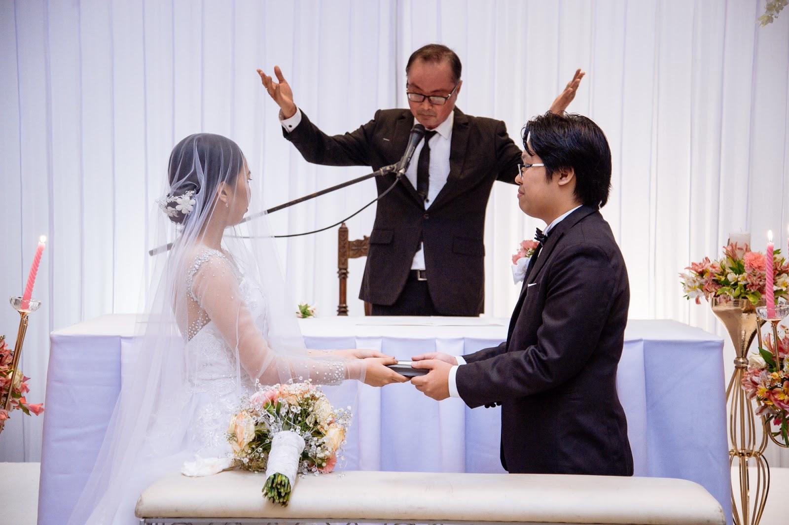 Our dream wedding