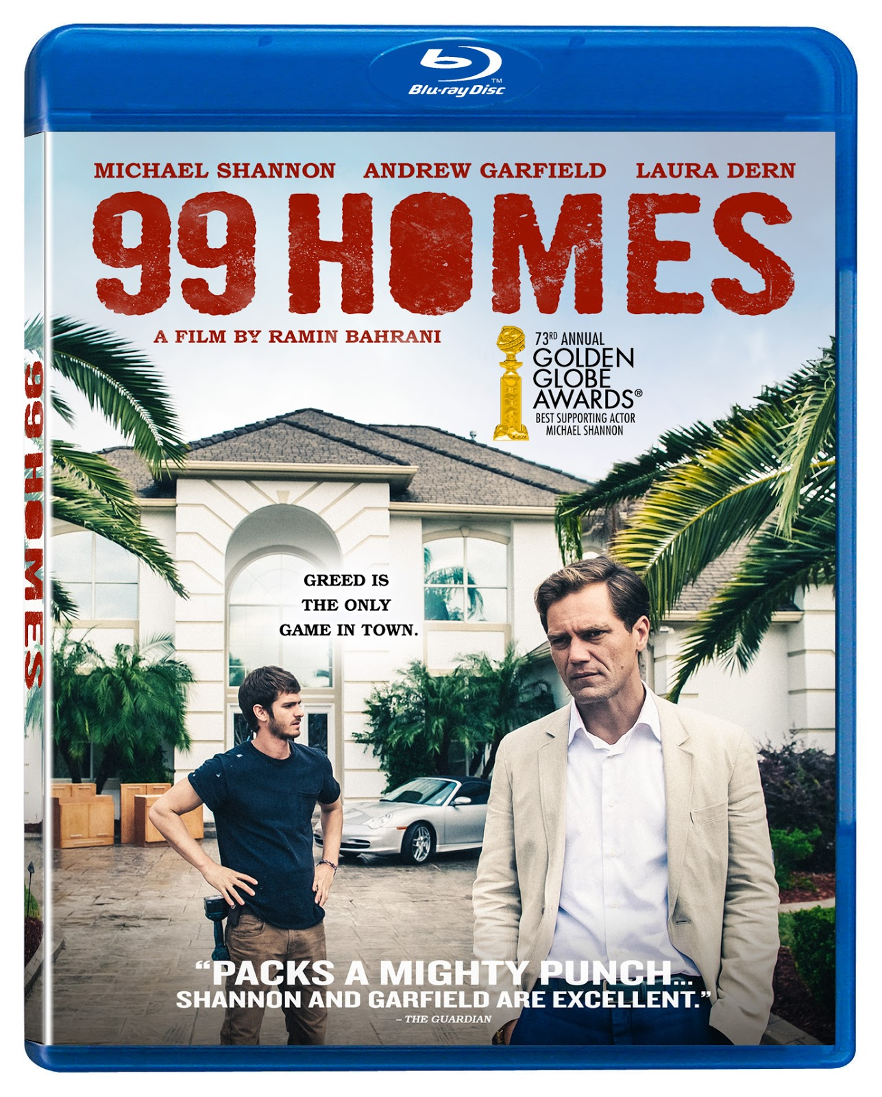 Cinemablographer: Contest! Win '99 Homes' on Blu-ray