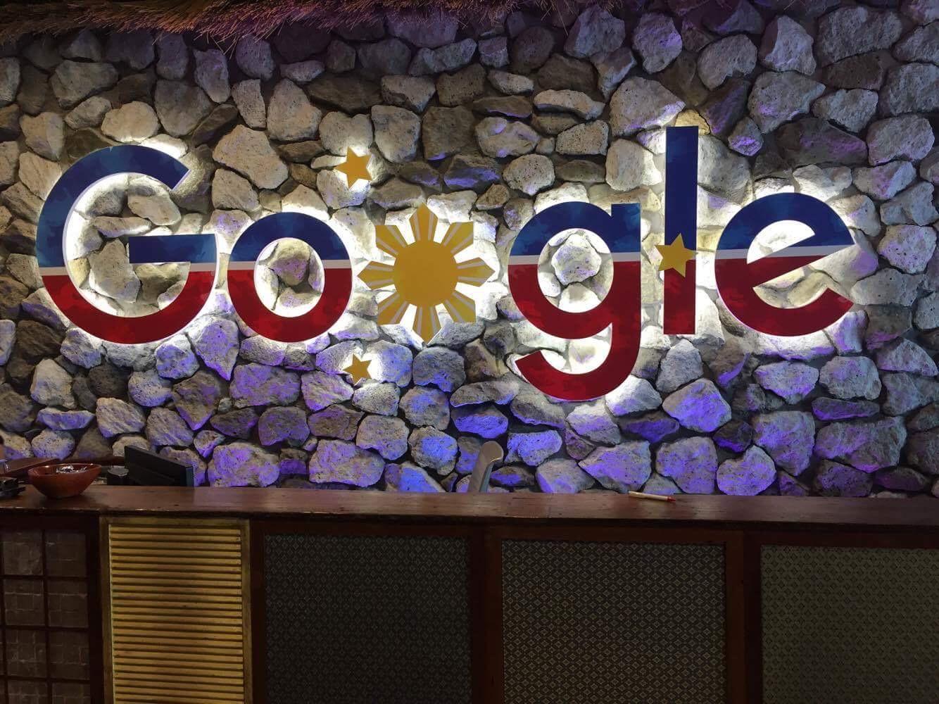 Google Philippines in BGC, Taguig