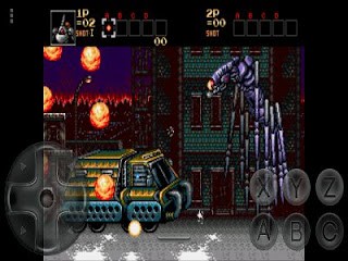 Contra Hard Corps Games Download For Pc
