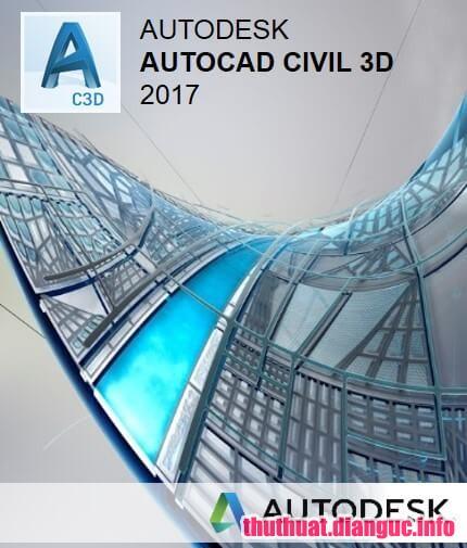 Download AutoCAD Civil 3D 2017 Full Cr@ck