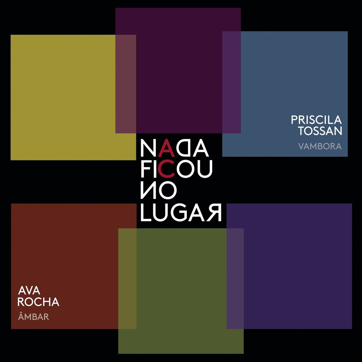 Adriana Calcanhotto - Vambora / Âmbar (Single)