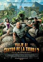 pelicula Viaje al Centro de la Tierra 2: La isla misteriosa (2012)