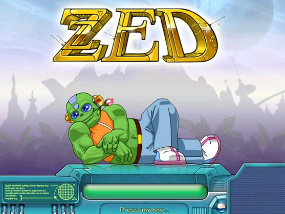 لعبة ZZED