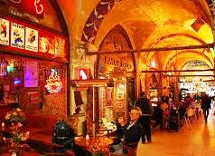 Destinasi Wajib Wisata Belanja Turki Ada di Pasar Grand Bazaar