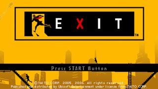 Cheat Exit PSP
