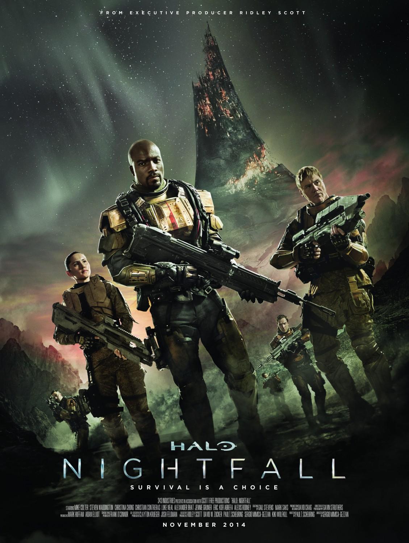 Halo Nightfall เฮโล ไนท์ฟอล ผ่านรกดาวมฤตยู [HD][พากย์ไทย]