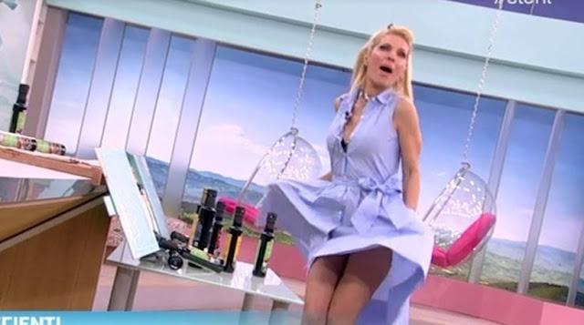 Βίντεο: Η Ελένη Μενεγάκη και ο ΣEΞΙ χορός της