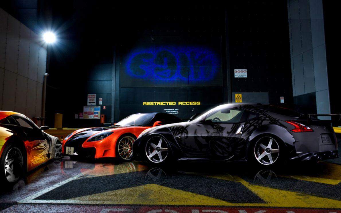 Tokyo Drift Cars Wallpaper Mikespike123