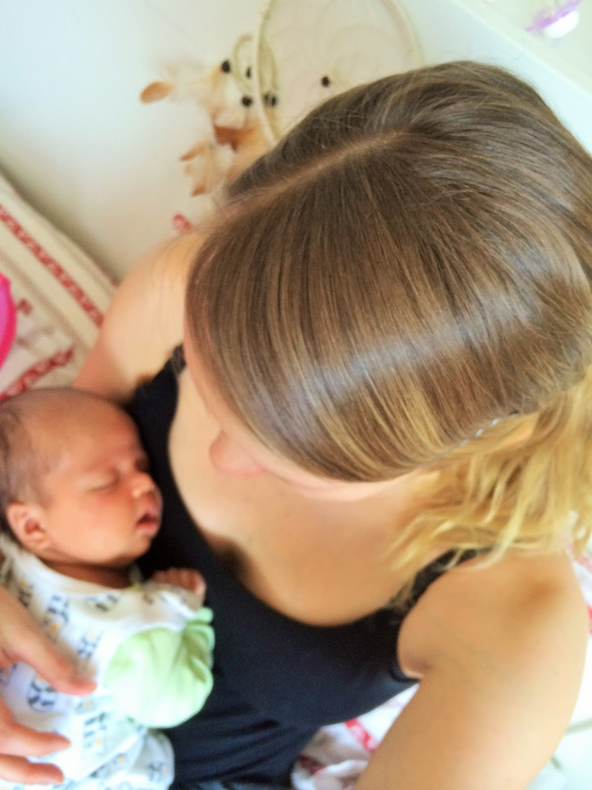 parhaat hetket vauvan kanssa
