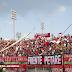 Monagas SC 1-1 Caracas FC: Así lo vió la afición.