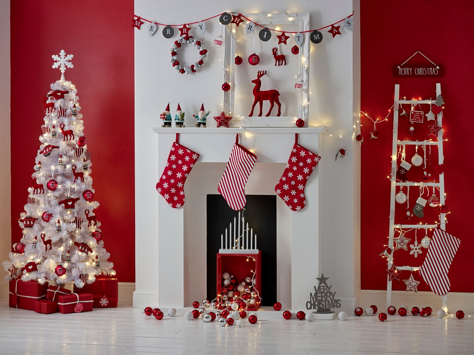 Christmas Decorating Themes With