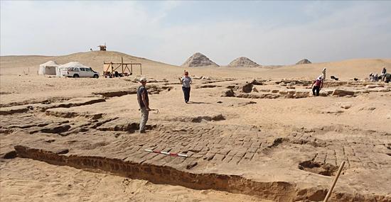 Antigo templo é encontrado no Egito e confirma existência de faraó lendário - Capa