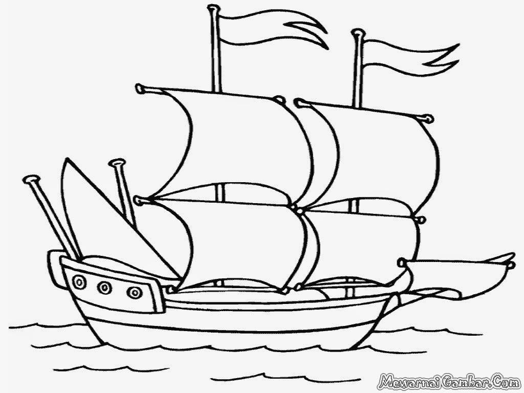 10 Mewarnai Gambar Hewan Laut bonikids Coloring Page