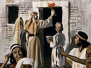 Koide9enisrael: Paracha Bo : parabole du Maguid de Doubno
